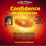 Confidence the subliminal way