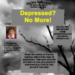 Depressed? No More!