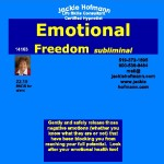Emotional Freedom subliminal