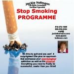 Stop Smoking Tues. Dec. 27th