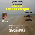 Wash away excess weight