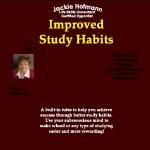 Improved Study Habits