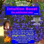 Intuition Boost the subliminal way