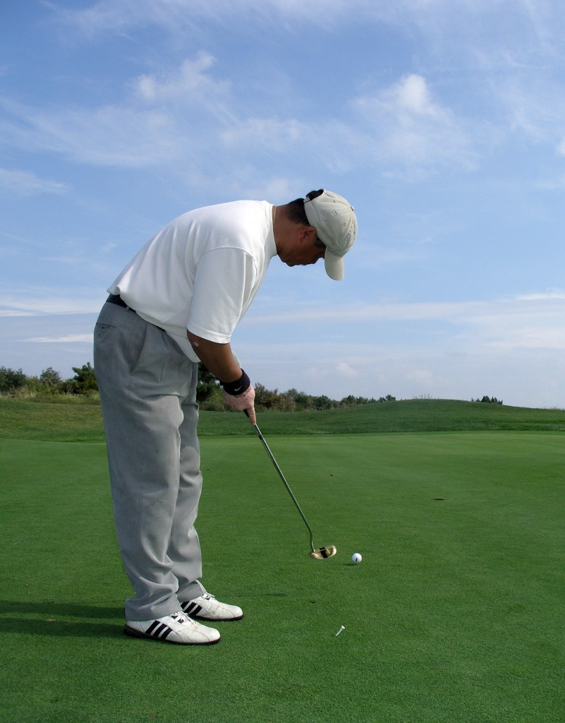 Golf – a game of the mind